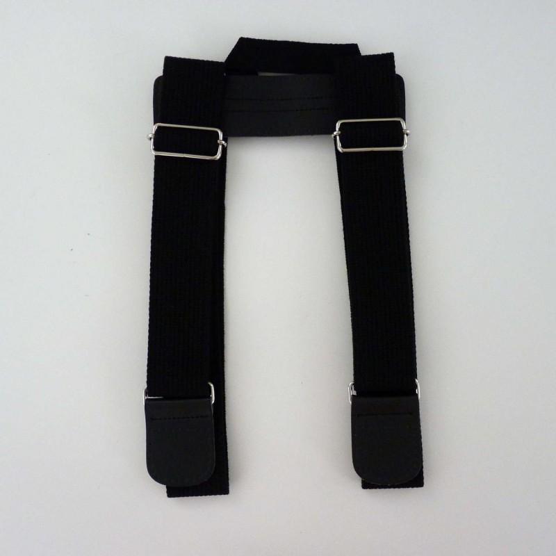 Système de bretelles à coudre pour sac à dos