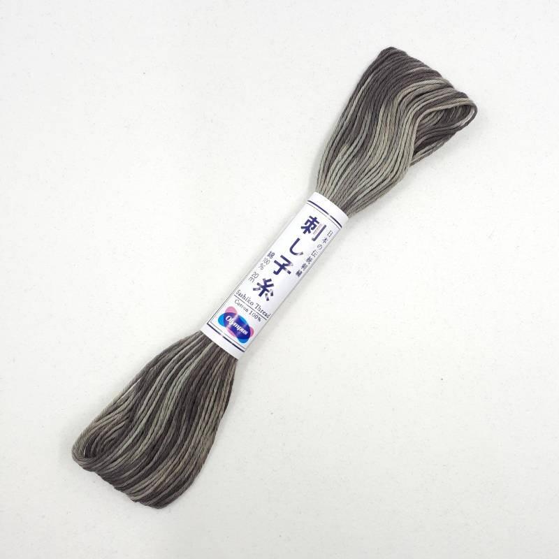 copy of Fil mix bleu violet fuchsia rouge pour sashiko 20m (76)