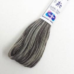 fils sashiko Olympus mix gris broderie japonaise