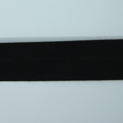 20mm black bias binding