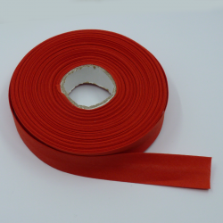 red bias tape 20mm