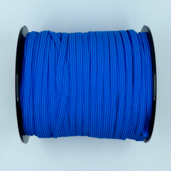 royal blue flat elastic