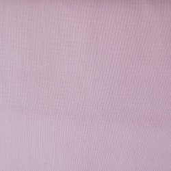 Plain light pink cotton fabric