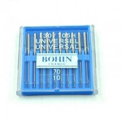 aiguilles machine Bohin 70 pack de 10