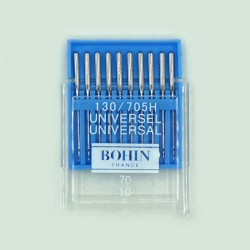 machine neemachine needles n°70 Bohindles n°70 Bohin