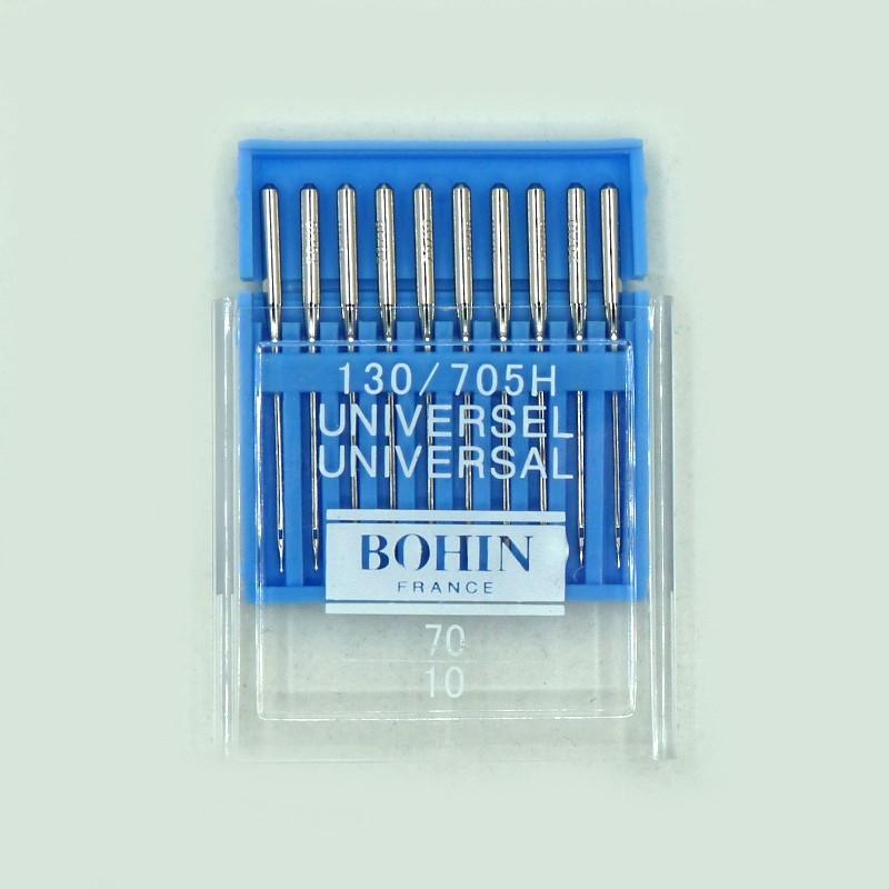 machine neemachine needles n°70 Bohindles n°70 Bohin