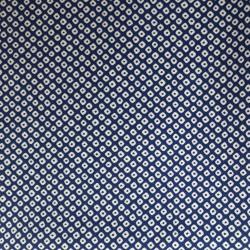 Tissu japonais shibori bleu marine