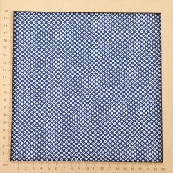 Japanese dark blue fabric shibori like patterns