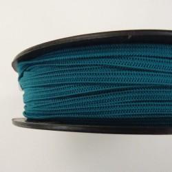 élastique masques bleu canard 5mm