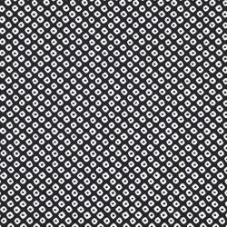 tissu japonais noir motif shibori