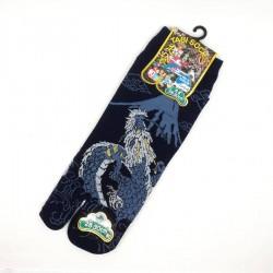 Chaussettes tabi dragon et...