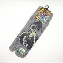 Chaussettes japonaises homme 44 45 46 47 dargon et Mt Fuji