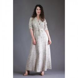 Patron de couture robe Passiflore Deer and Doe