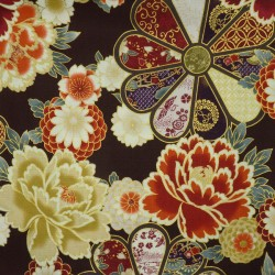 Japanese fabric with...