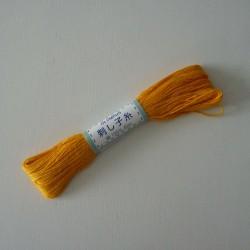 Fil jaune pour sashiko 20m (16)