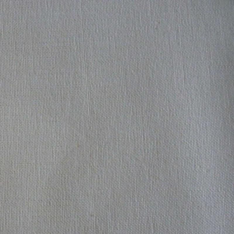 Toile blanc ivoire pour sashiko (classique)