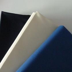 Toile indigo / bleu nuit pour sashiko