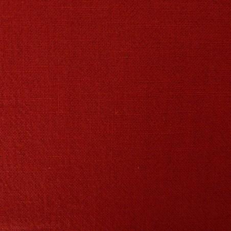 toile sashiko rouge