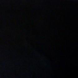 Toile coton noir pour sashiko (souple)