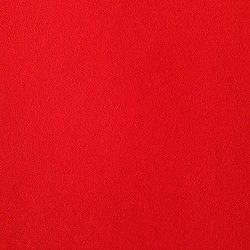 Tissu chirimen rouge uni