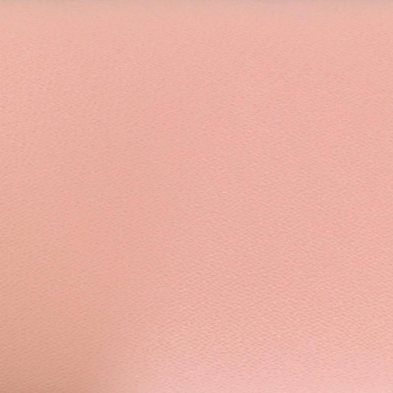 tissu japonais rose p le saumon clair uni en chirimen cr pe de polyester. Black Bedroom Furniture Sets. Home Design Ideas