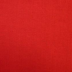 toile sashiko rouge vif souple