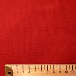 toile rouge vif pour sashiko