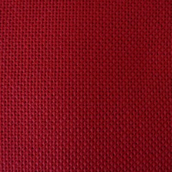 Toile japonaise rouge foncé...