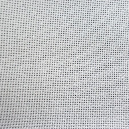 Toile allemande bleu ciel pour broderie kogin (coupon : 70cm x 50cm)