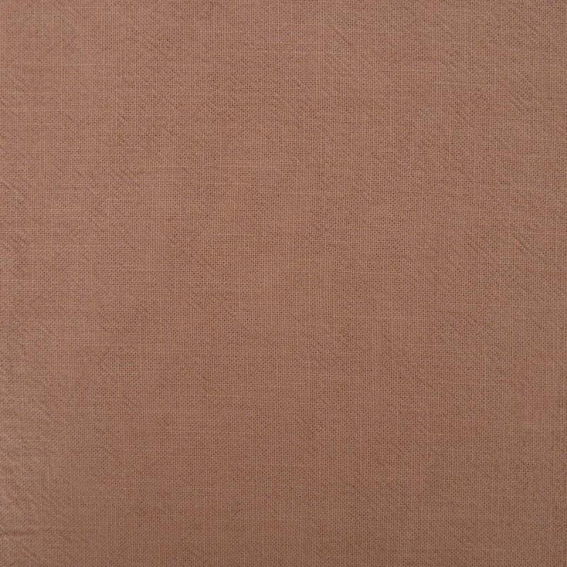 Toile coton vieux rose pour sashiko