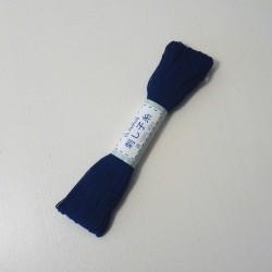 Fil bleu marine pour broderie sashiko 40m (18)