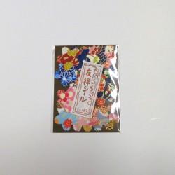 Autocollants en papier japonais fleurs de cerisier