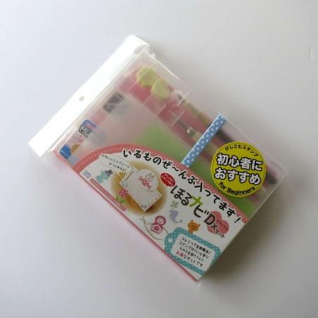 Kit de démarrage pour créer des tampons en gomme à graver
