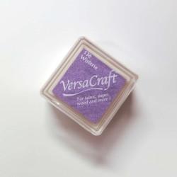 Encre mini Versacraft Wisteria (136) pour tissu, bois ou papier