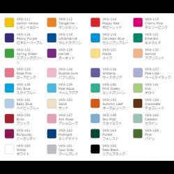 Encre mini Versacraft White (180) pour tissu, bois ou papier