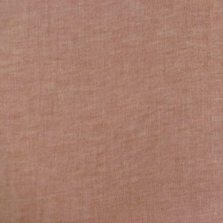 Double gauze fabric in plain red color chambray style