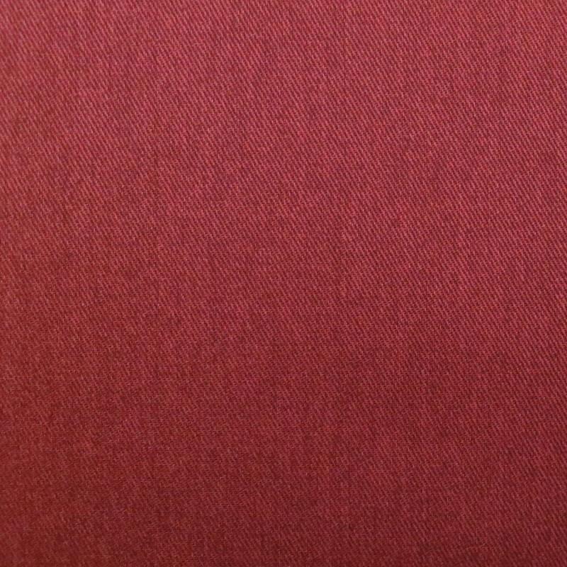 Tissu denim rouge japonais