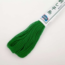 Fil vert (vif) pour sashiko 20m (26)