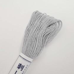 Fil gris pour sashiko 20m (28)