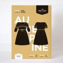 Patron de couture robe Aubépine - marque Deer and Doe