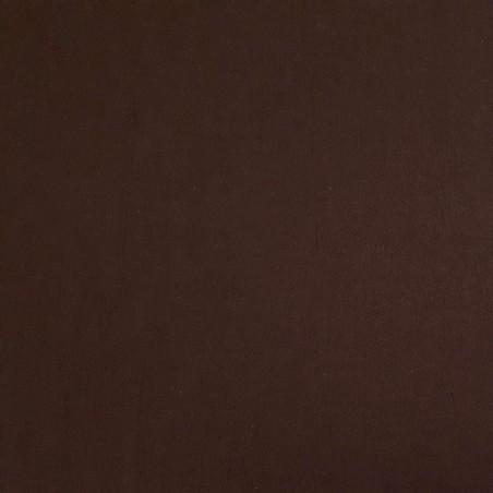 Toile coton marron pour sashiko (souple)