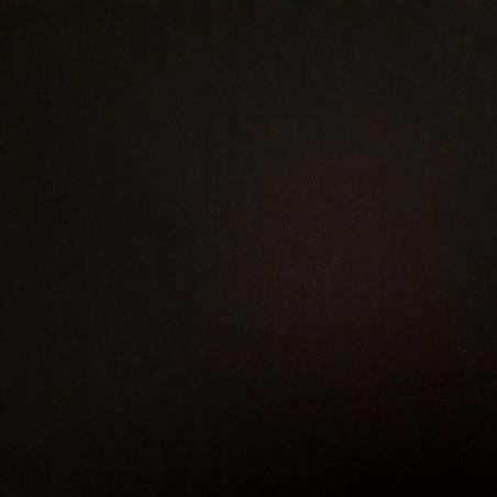 Tissu maillot de bain noir uni (largeur 150cm)