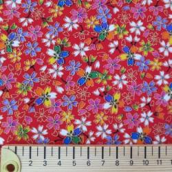 tissu japonais pour des créations couture colorées