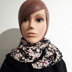 Atelier couture d'une écharpe en chirimen et polaire à Sierentz / jeudi 3 janvier 15h-16h